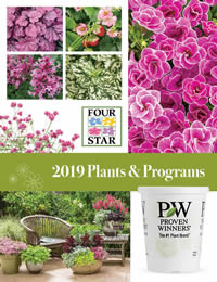 Four Star Greenhouse's 2019 Plants & Program Guide